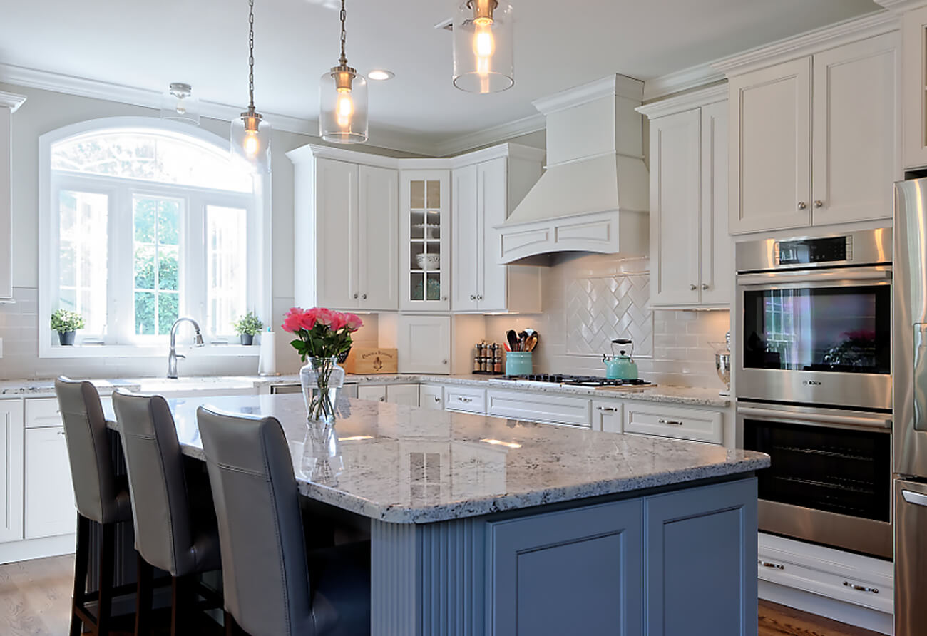 East Gate Meadows | Viking Kitchen Cabinets