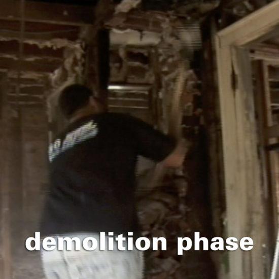 Flip This House – Demolition