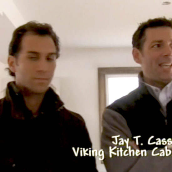 Flip This House – Meeting with Viking Kitchens