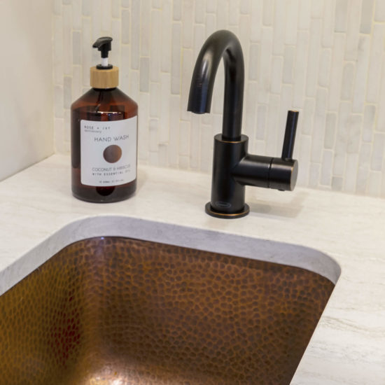 Hamden Kitchen – Wet Bar Sink