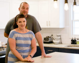 Video testimonial from the homeowners