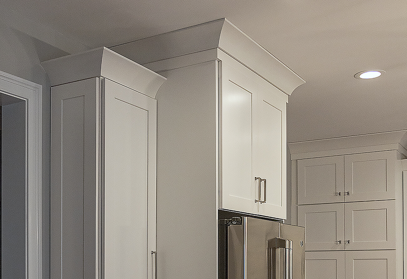Kopy – Staggered Cabinets Detail