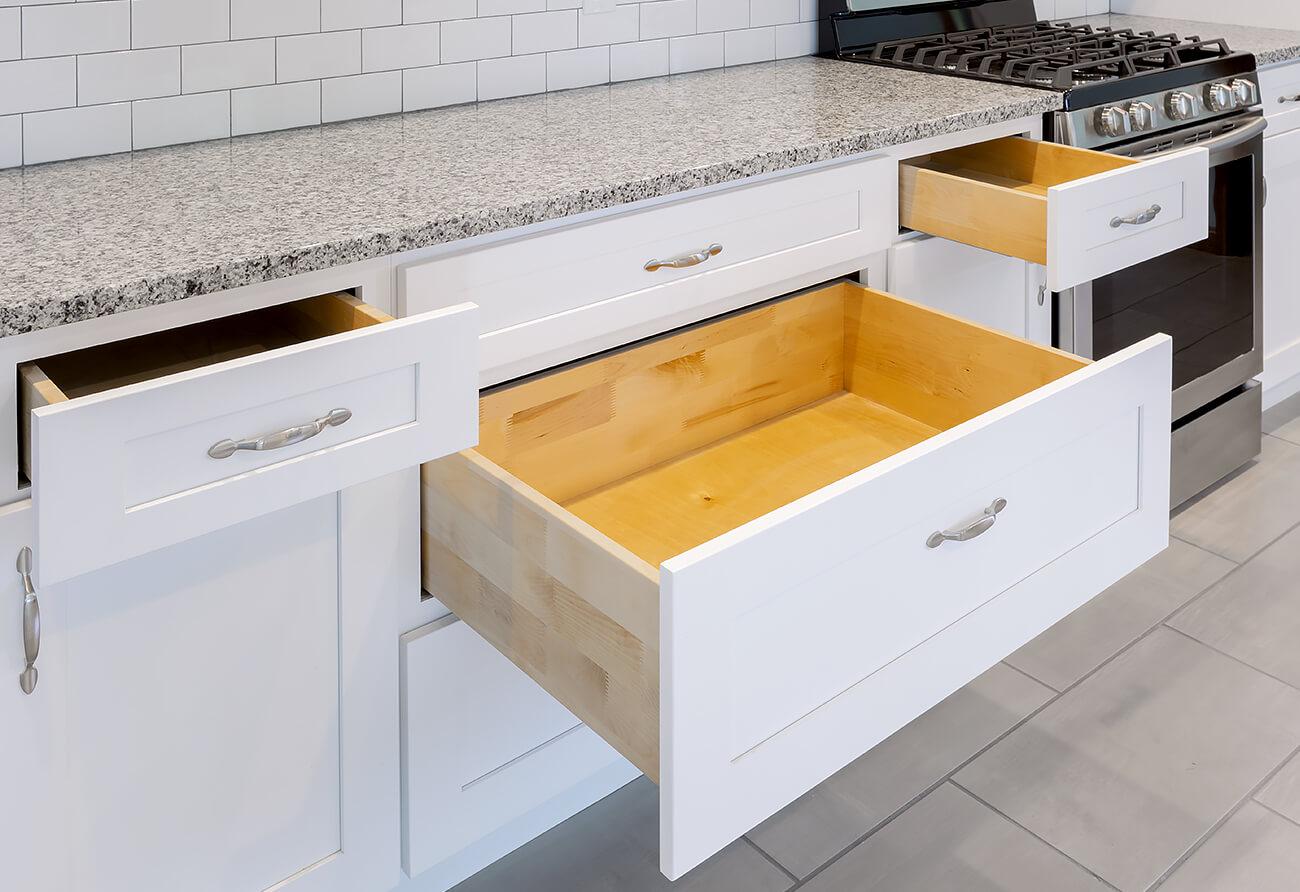 Madison – Cabinet + Tile Detail