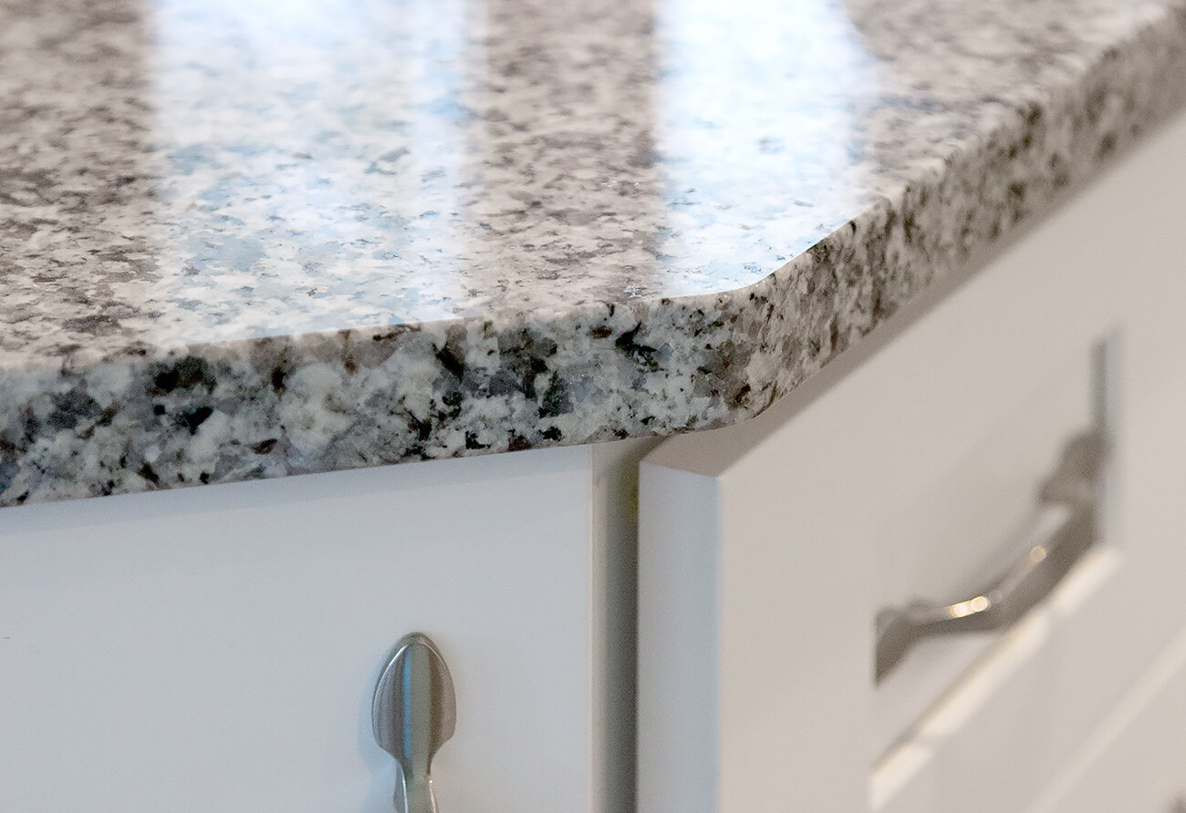 Madison – Kitchen Counter Detail