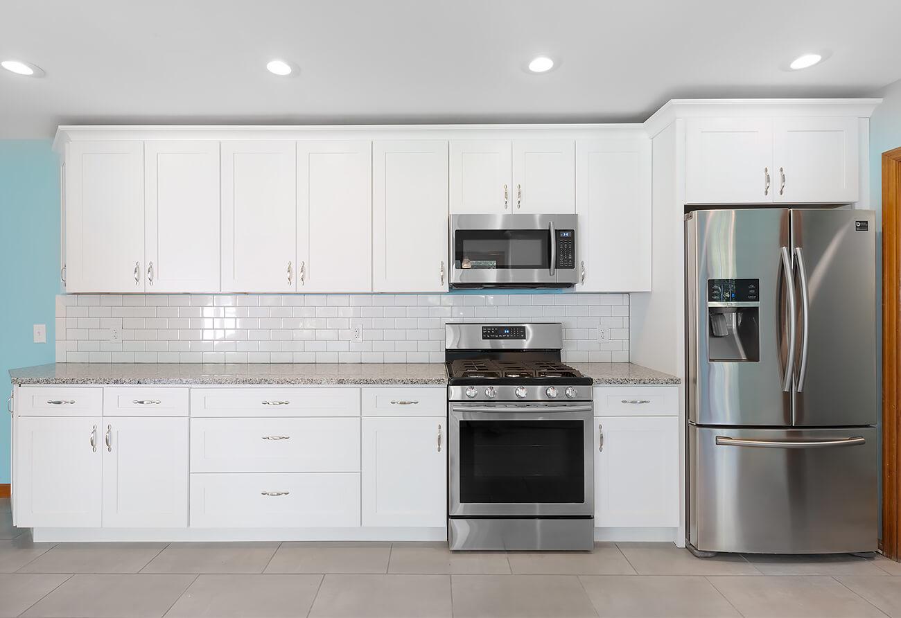 Madison – Kitchen Range