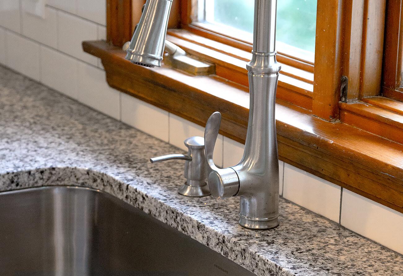 Madison – Kitchen Sink Detail