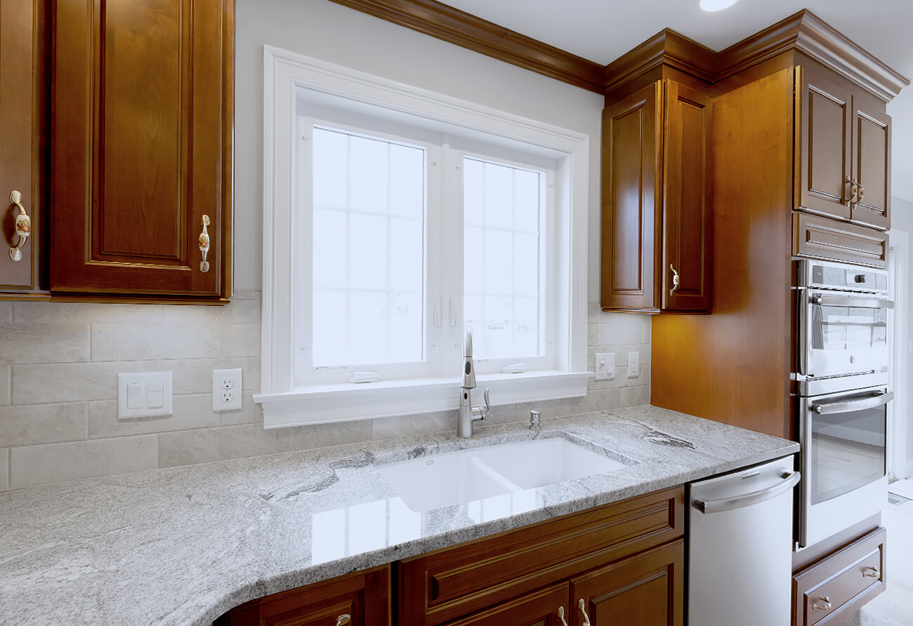 Jones Kitchen + Bathrooms | Viking Kitchen Cabinets