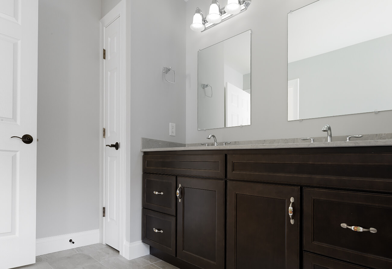Old Lyme – Master Bathroom