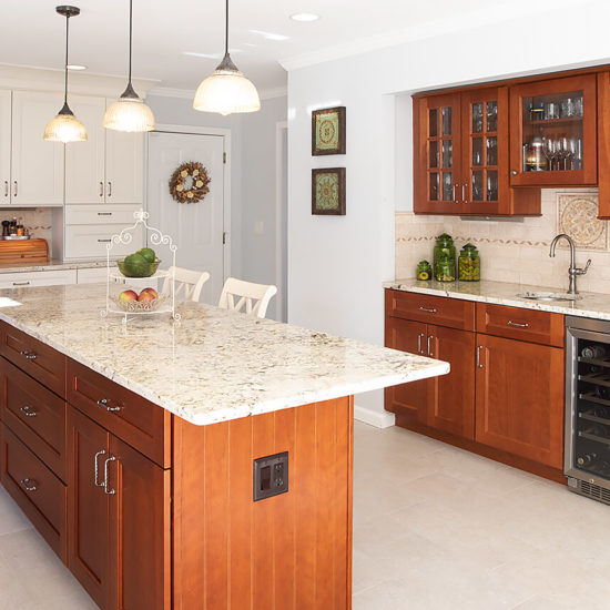 Prospect – Counter and Wet Bar