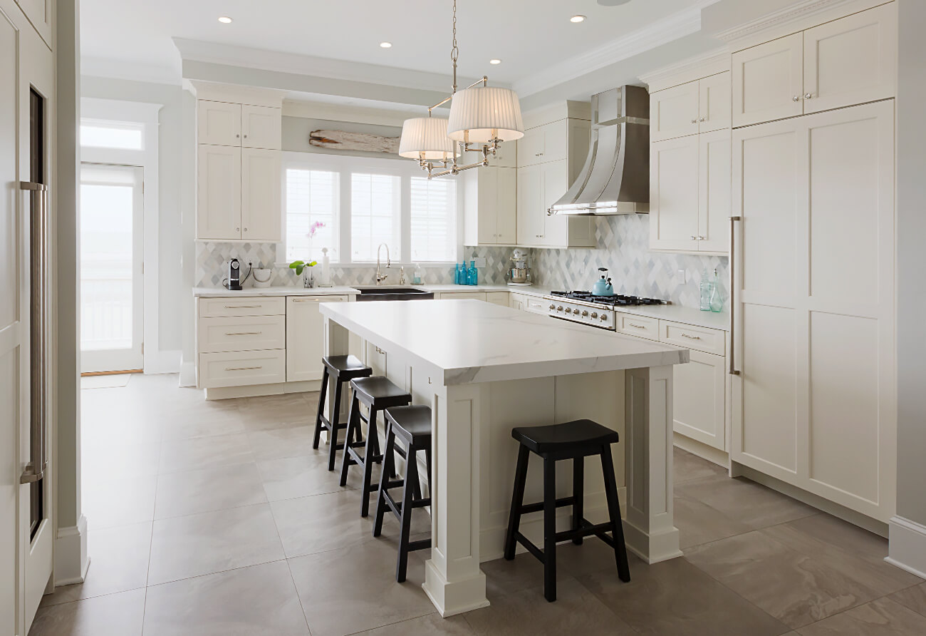 Schiff Kitchen | Viking Kitchen Cabinets