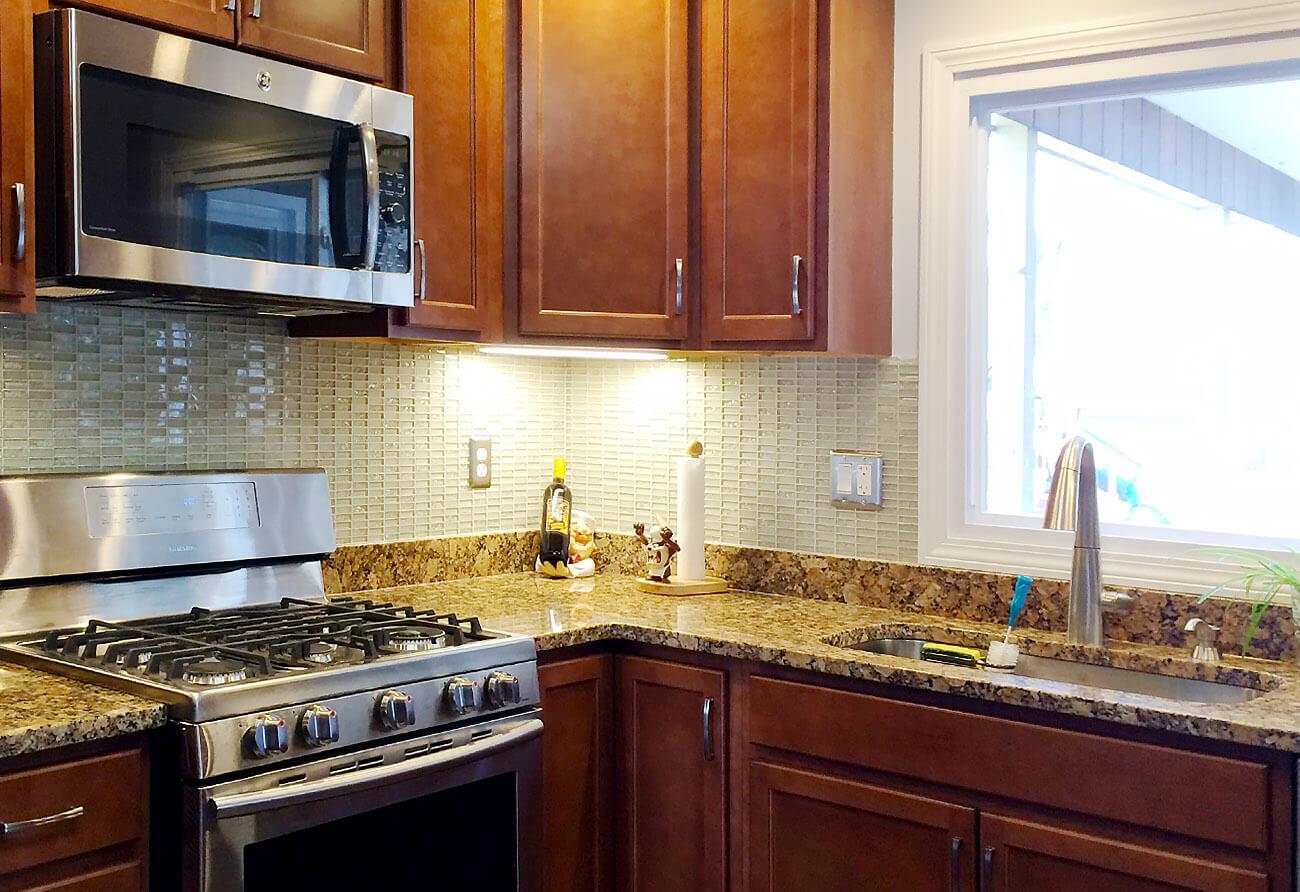 Stein - Viking Kitchen Cabinets
