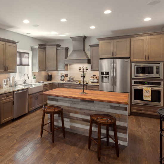 Wallingford – Kitchen