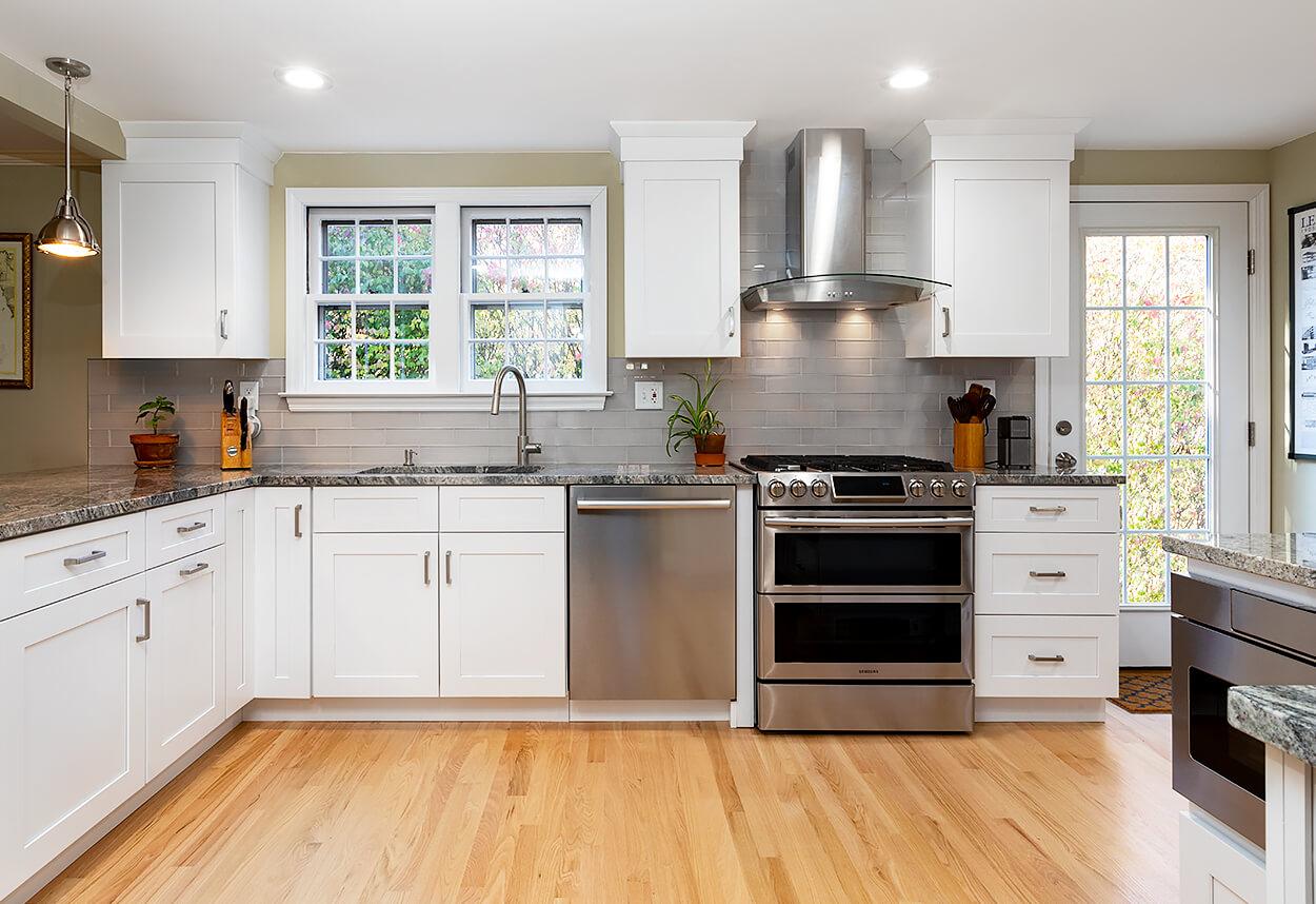 West Hartford Kitchen Remodel Viking Kitchen Cabinets