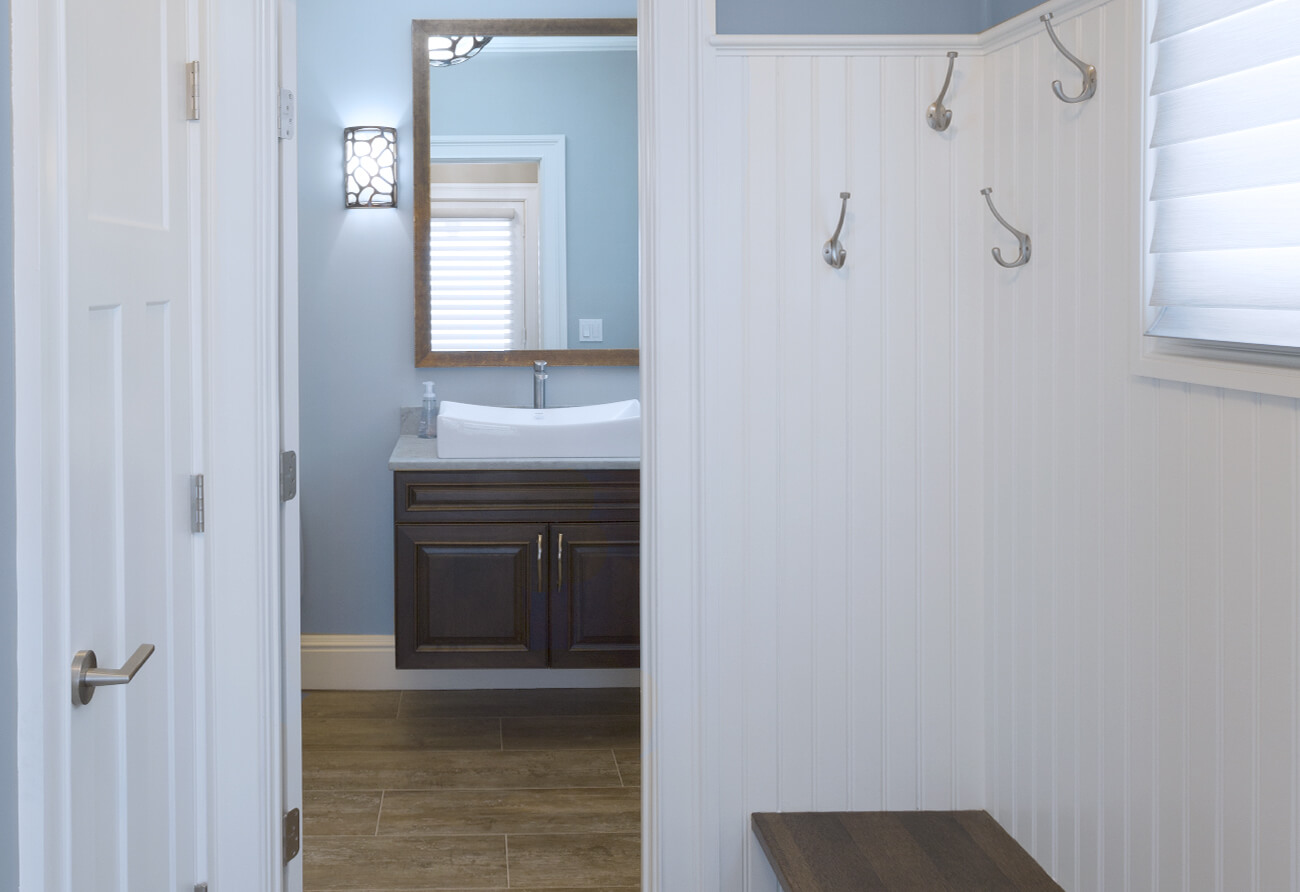 Wijesekera Bathrooms – 01 Mudroom