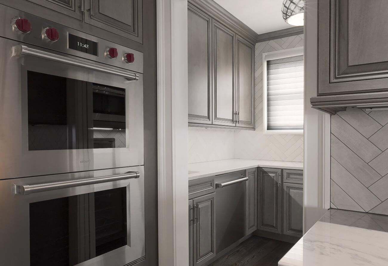 Wijesekera Kitchen – 02 Butler's Pantry